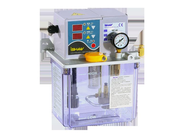 Yet Volumetric Oil Injection Machine Ishan